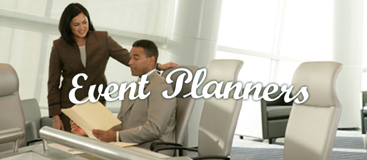 Event Planners - we ask the experts ...