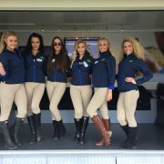 promotional girls at the Cereals Arable Event